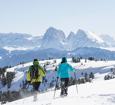 Inverno e vacanze sugli sci in Valle Isarco